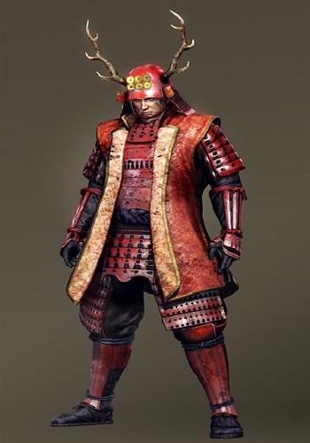 日本一の兵の鎧